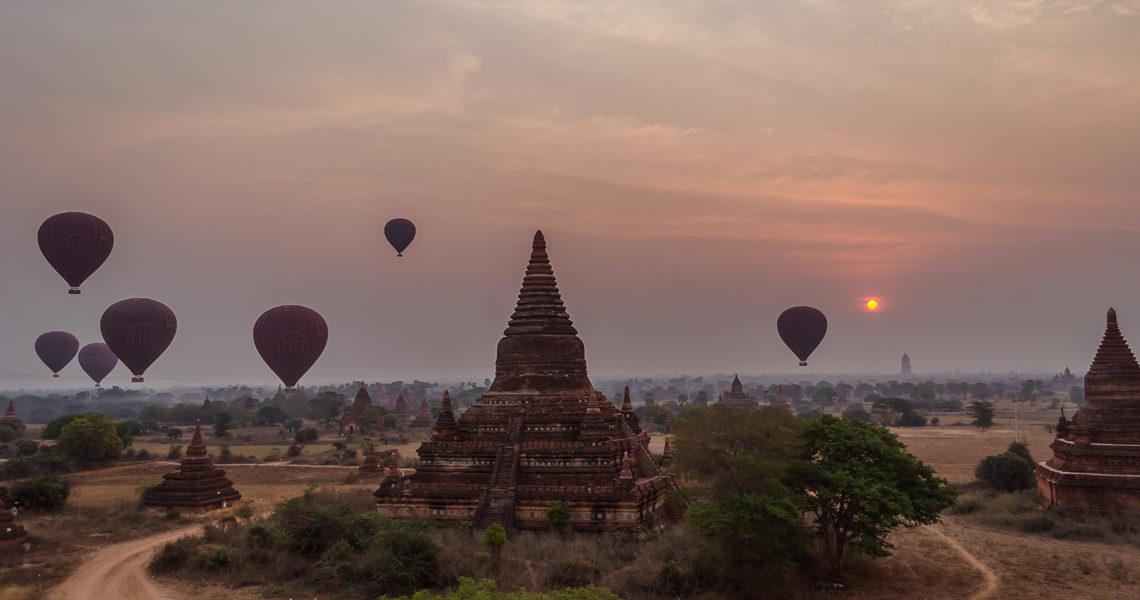 Reiseblogger Berlin in Myanmar